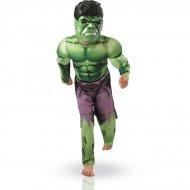 Costume Hulk Avengers Assemble Imbottito Luxury