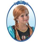 Parrucca Anna Frozen