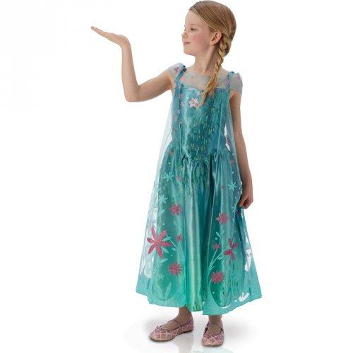 Costume Elsa Festa Ghiacciata