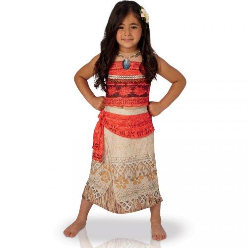 Costume Vaiana Luxury