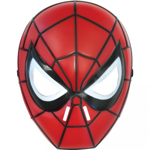 Maschera rigida Spiderman