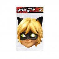 Maschera Chat Noir Miraculous - Cartone