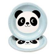 8 Piattini Miko il Panda