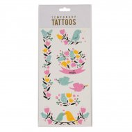 7 Tatuaggi Tatuaggi Tatuaggi di uccelli d'amore Tatuaggi