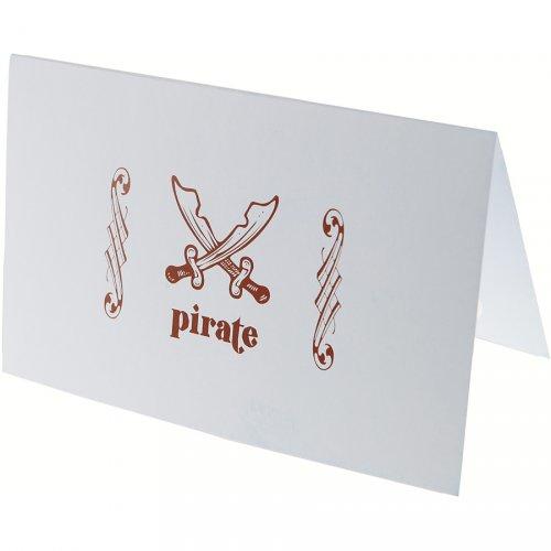 6 Biglietti Pirata Cielo