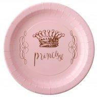 6 Piatti Principessa Rosa
