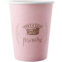 Contiene : 1 x 6 Bicchieri Principessa Rosa