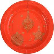 10 Piatti Natale Chic Rosso