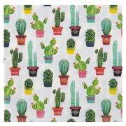 20 Tovaglioli Cactus Messico Latinoamericano