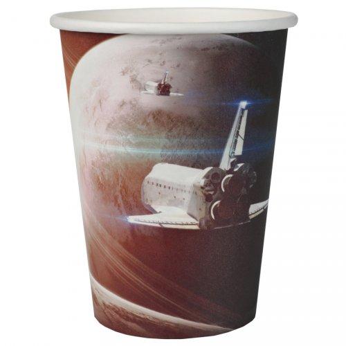 10 Bicchieri Astronauta