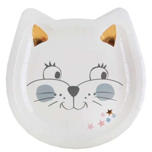 10 Piatti Gatto - Kitty Party