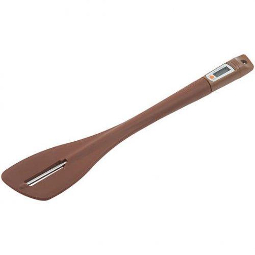 Spatola termometro per cioccolato (32 cm) - Silicone