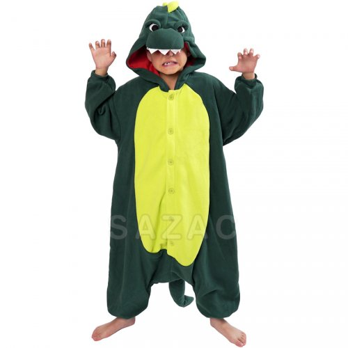 Pigiama Kigurumi Dinosauro Bambino