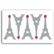 5 adesivi Eiffel Strass Towers Eiffel Strass Towers