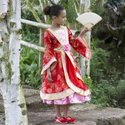 Travestimento Principessa Orientale Lusso 6-8 anni