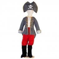 Costume Capitan Pirata Luxury