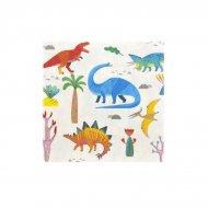 20 Tovaglioli Dino Colors