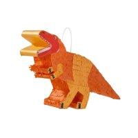 Contiene : 1 x Piccola Pinata Dino Arancione (36 cm)