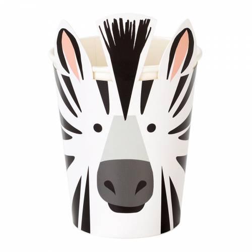 8 Bicchieri - Zebra
