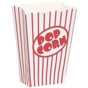 8 scatole per popcorn