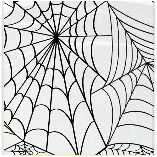 Tovaglia di plastica Tela di ragno