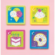 10 mini puzzle gourmet