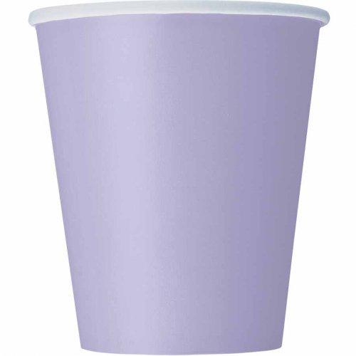 8 Bicchieri Lavanda