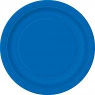 8 Piatti Blu Oceano