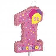 Pull pinata Primo Compleanno girl