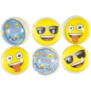 6 Emoji Smiley Smiley palle che rimbalzano