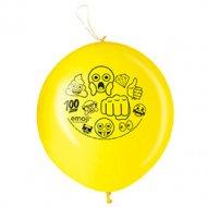 2 Palloncini Punchball Emoji Smiley