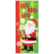 Poster da porta Gentile Babbo Natale