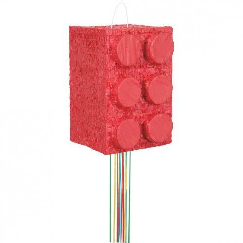 Pull Pinata Blocchetto costruzioni 3D