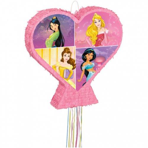 Pull Pinata Cuore Principesse Disney