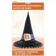 Centrotavola - Cappello da strega (27 cm)