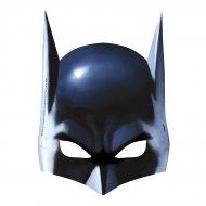 8 Maschere Batman - Cartone