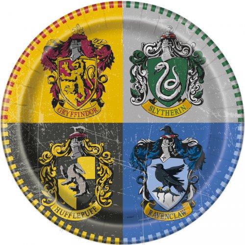 8 Piatti Harry Potter