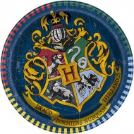 8 Piattini Harry Potter