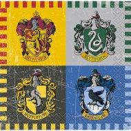 16 Tovagliolini Harry Potter