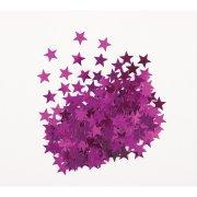 Coriandoli stelle rosa (14 g)
