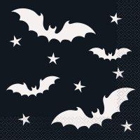 Contiene : 1 x 20 Tovaglioli Strega e Pipistrello
