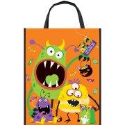 Sacco grande portacaramelle Halloween Monsters