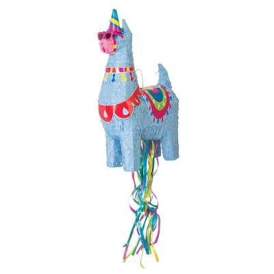 Pull Pinata Lama Fiesta 3D (54 cm)