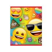 8 Sacchetti regalo Emoji Rainbow