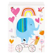 8 Sacchetti regalo ZOO Baby - Carta