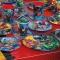 16 Tovagliolini Justice League images:#1