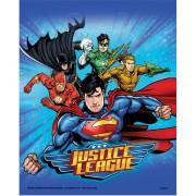 8 Sacchetti regalo Justice League