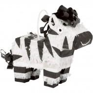 Mini Pignatta Zebra (17 cm)