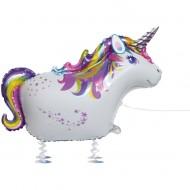 Palloncino Unicorno che Cammina - 86 cm