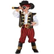 Travestimento Pirata dei Caraibi 3-4 anni